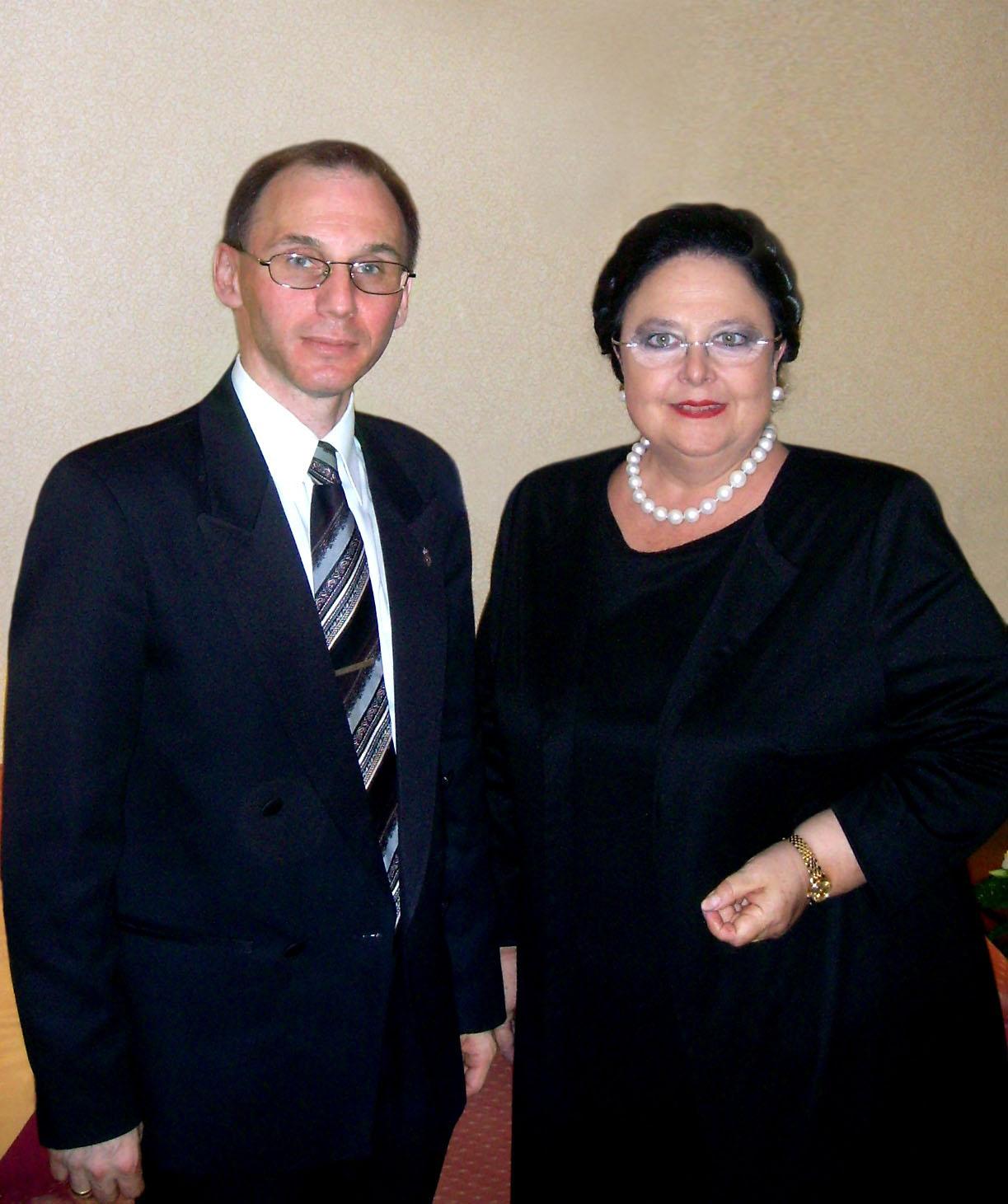 Кирилл Немирович-Данченко и Глава Российского Императорского Дома